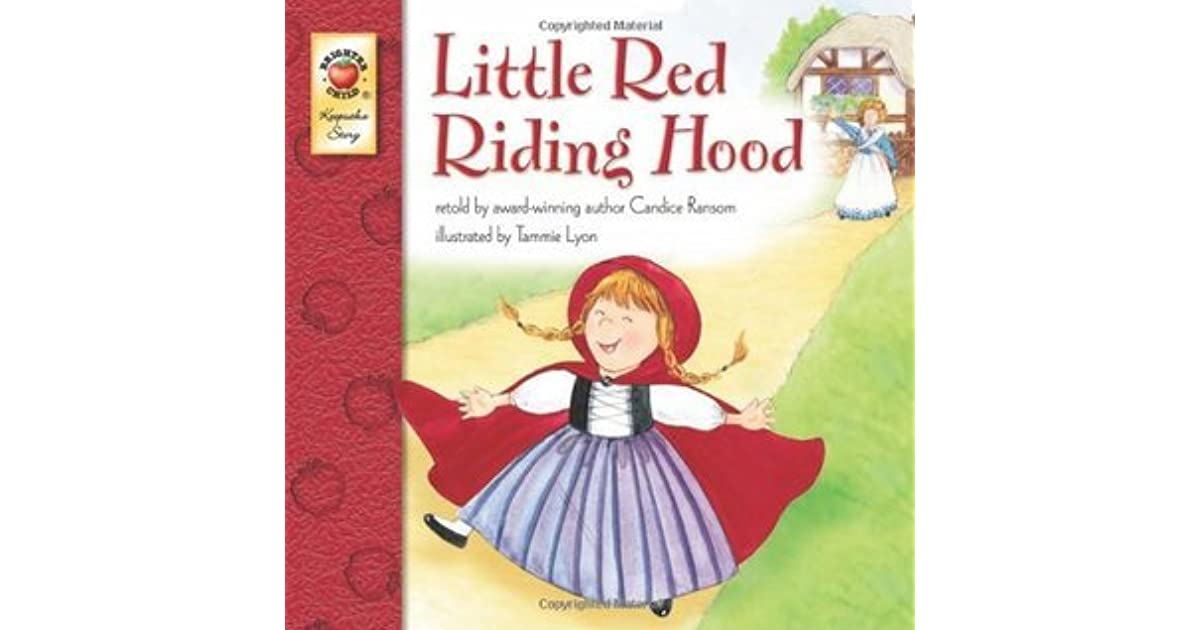 an introduction to the different versions of little red riding hood
