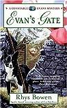 Evan's Gate (Constable Evans, #8)