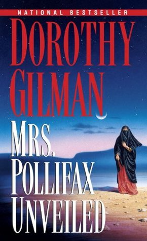 Mrs. Pollifax Unveiled (Mrs. Pollifax, #14)