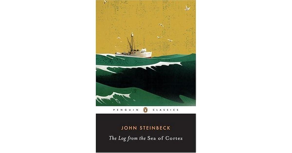 Sea of cortez book steinbeck novel