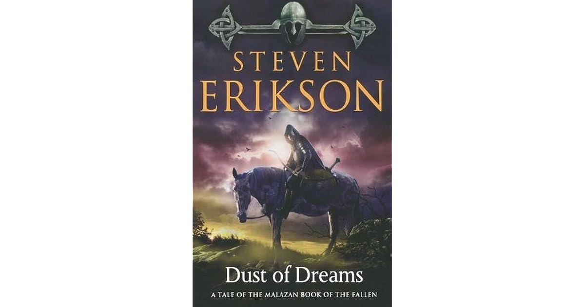 Dust of Dreams (Malazan Book of the Fallen, #9) by Steven