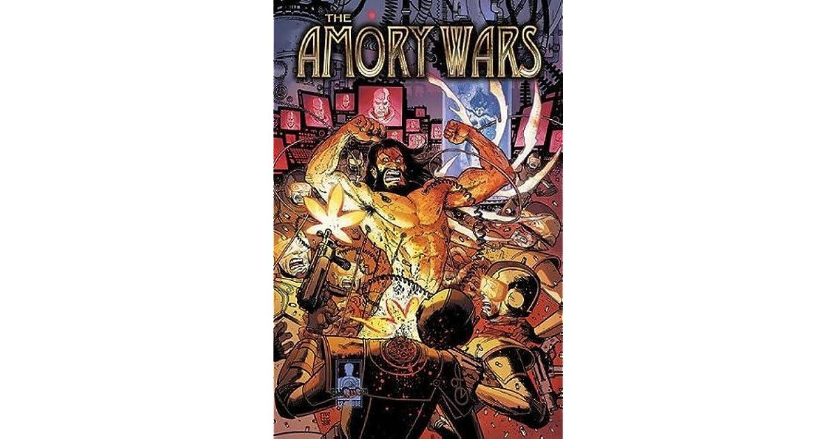 The Amory Wars Pdf