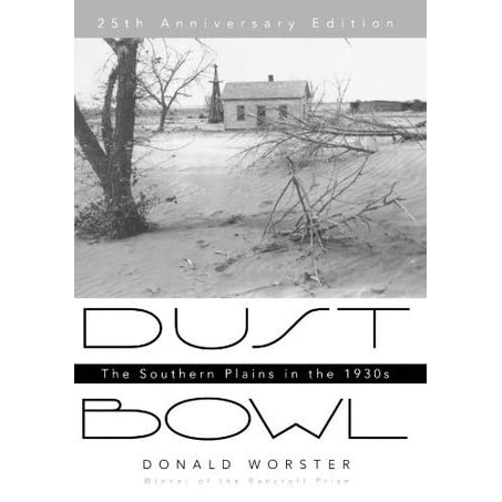 an analysis of the book the dust bowl by donald worster