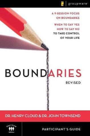Boundaries: Participant's Guide