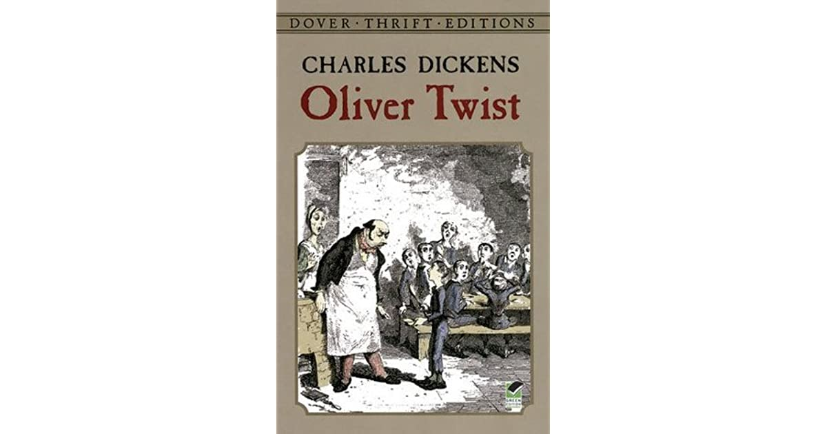 an examination of the character of oliver twist by charles dickens