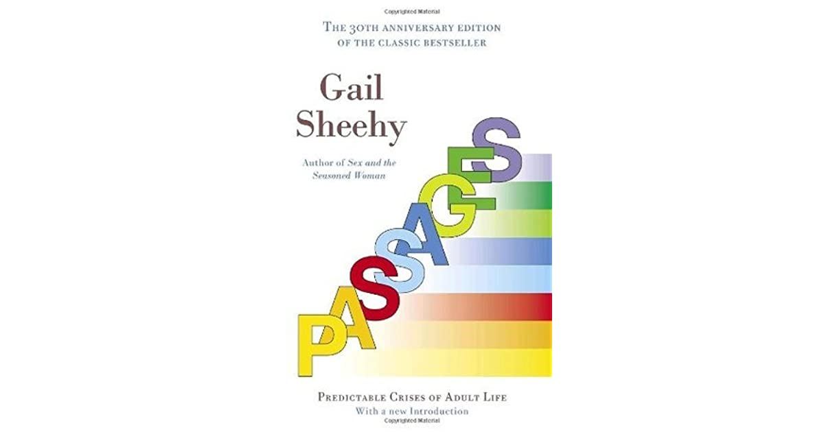 predictable crises of adulthood Passages: predictable crises of adult life by gail sheehy starting at $099 passages: predictable crises of adult life has 6 available editions to buy at alibris.