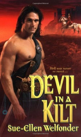 Devil in a Kilt by Sue-Ellen Welfonder