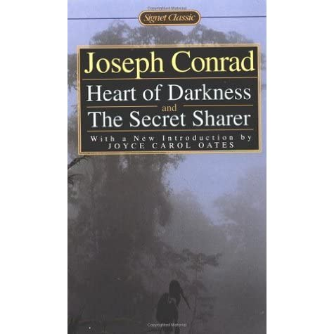 the secret sharer vs heart of darkness Part ii the secret sharer: a case study in contemporary criticism a critical history of the secret sharer heart of darkness and the secret sharer.