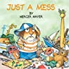 Just A Mess (A Golden Look-Look Book)