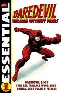 Essential Daredevil, Vol. 1
