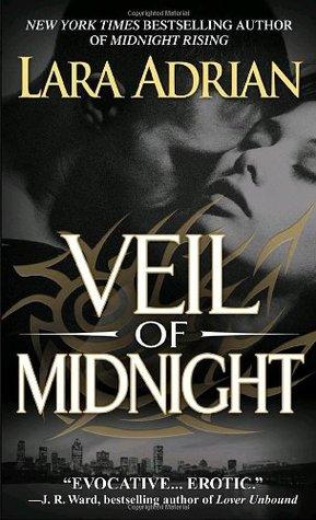 Veil of Midnight (Midnight Breed, #5)