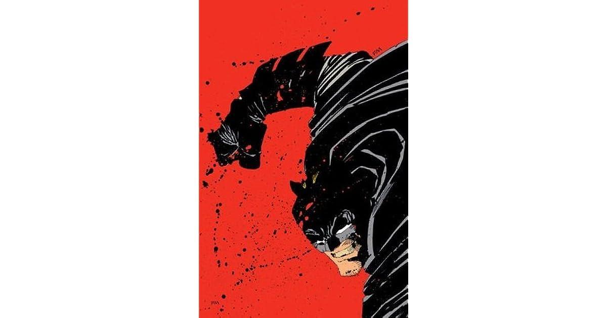 374304f89fbc2 Absolute Dark Knight by Frank Miller