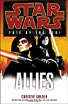 Fate of the Jedi: Allies (Star Wars: Fate of the Jedi, #5)