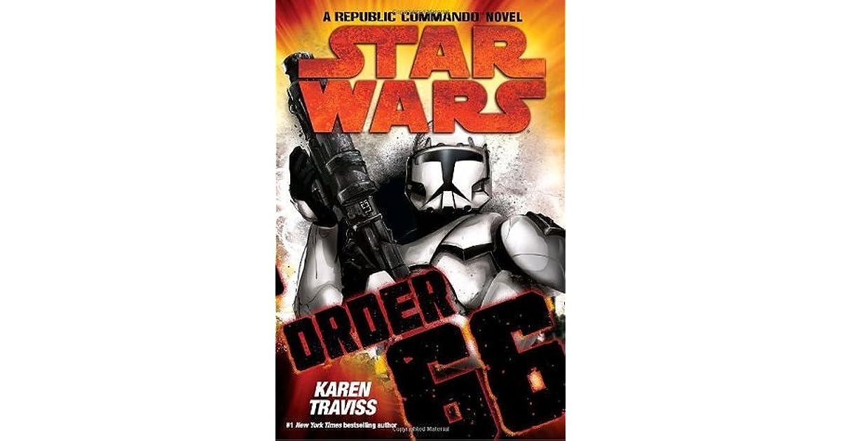 Republic Commando Order 66 Book