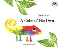 a color of his own trade book - A Color Of His Own Book