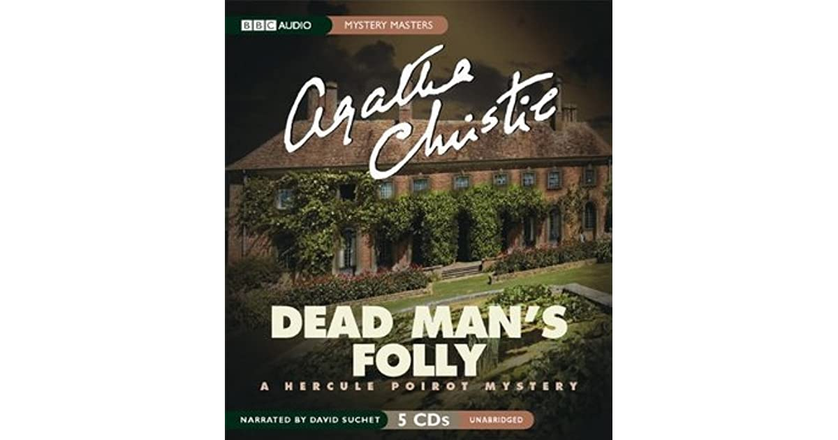 poirot season 12 dead mans folly