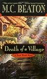 Death of a Village (Hamish Macbeth, #18)