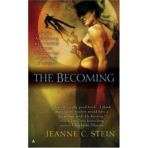 Image result for book cover the becoming jeanne c stein