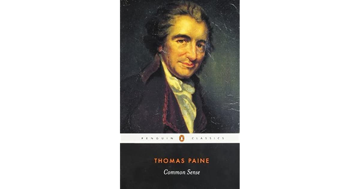 common sense thomas paine 1 [1] thomas paine's common sense was published in 1776 [2] the revolutionary war began that same year which is the best way to combine sentences 1 and 2 thomas paine's common sense was published in 1776.