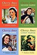 Cherry Ames Boxed Set #1: Student Nurse; Senior Nurse; Army Nurse; Chief Nurse