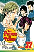 The Prince of Tennis, Volume 32: Two of a Cunning Kind