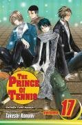 The Prince of Tennis, Volume 17: Waltzing Toward Destruction
