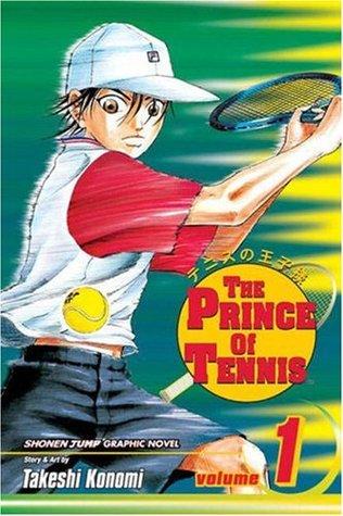 The Prince of Tennis, Volume 1: Ryoma Echizen