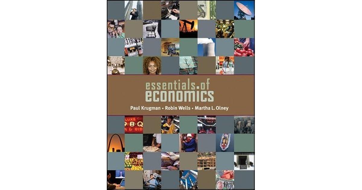 Essentials of economics by paul krugman fandeluxe Choice Image
