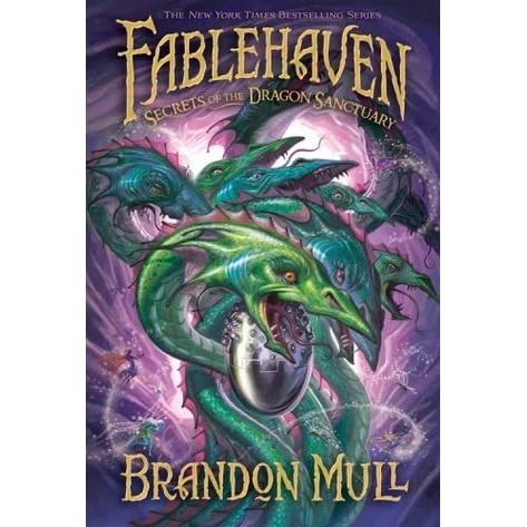 Secrets Of The Dragon Sanctuary Fablehaven 4 By Brandon Mull