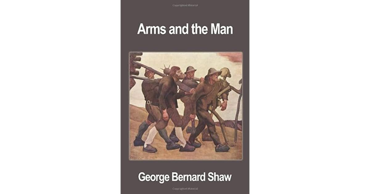 comparison of arms and the man Arms and the man: theme analysis, free study guides and book notes including comprehensive chapter analysis, complete summary analysis, author biography information, character profiles, theme analysis, metaphor analysis, and top ten quotes on classic literature.
