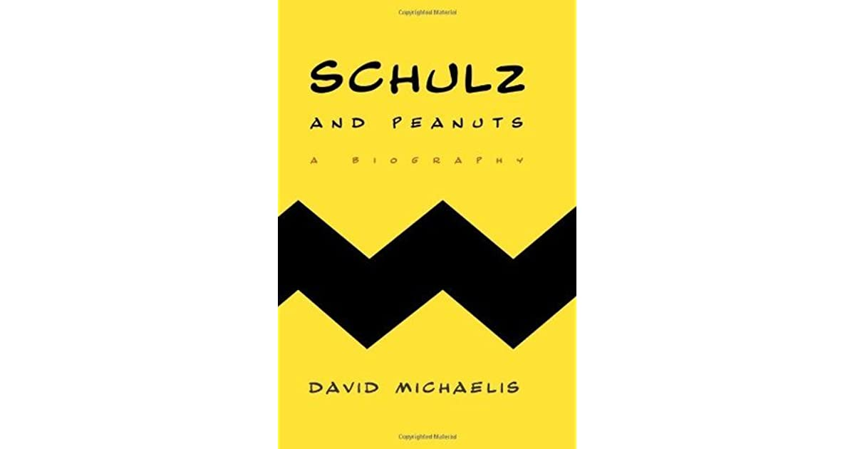 9426589dd3ea Schulz and Peanuts: A Biography by David Michaelis
