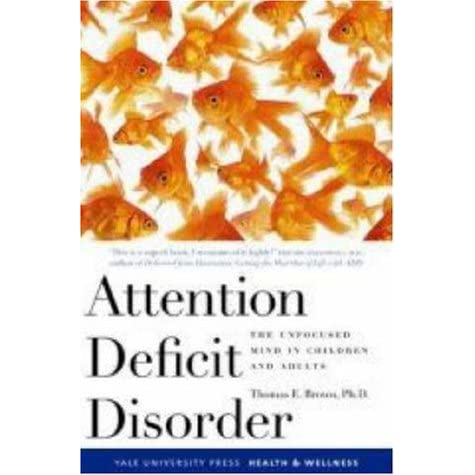 Attention deficit disorder the unfocused mind in children and attention deficit disorder the unfocused mind in children and adults by thomas e brown fandeluxe Images
