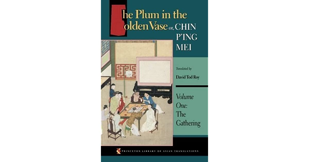 The Plum In The Golden Vase Or Chin Ping Mei Vol One The