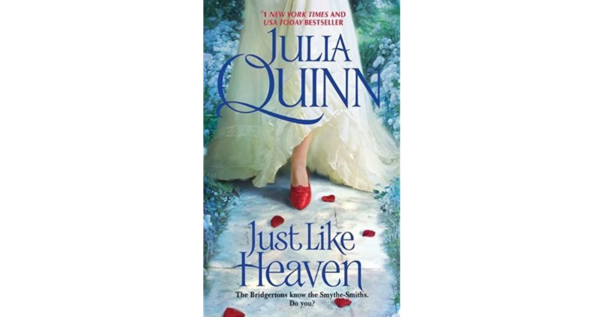 Just Like Heaven Smythe Smith Quartet 1 By Julia Quinn