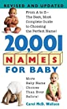 20,001 Names For Baby