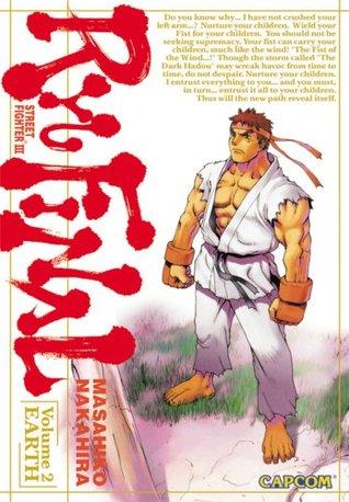 Street Fighter III: Ryu Final - The Manga Volume 2