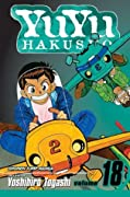 Yu Yu Hakusho, Volume 18: The Demon Plane Unification Tournament