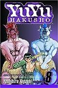 Yu Yu Hakusho, Volume 8: Open Your Eyes!!