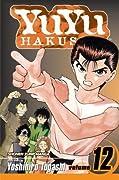 Yu Yu Hakusho, Volume 12: The Championship Match Begins!!