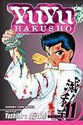 Yu Yu Hakusho, Volume 11: Eat or Be Eaten!!