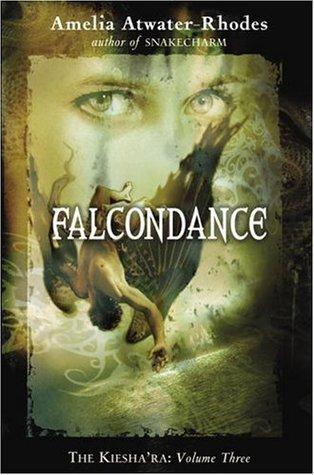Atwater-Rhodes, Amelia - The Kiesha'ra 3 - Falcondance