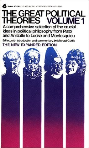 The Great Political Theories, Volume 1