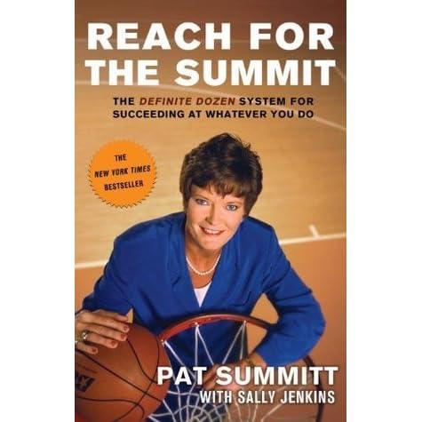 pat summitt reach for the summit