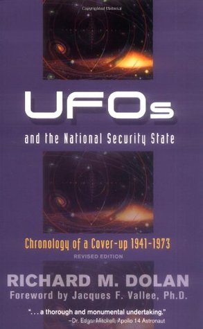 UFOs and the National Security State 1: Chronology of a Coverup 1941