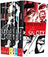 Frank Miller's Complete Sin City Library by Frank Miller