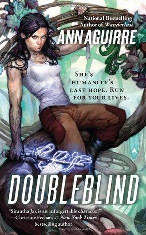 Doubleblind by Ann Aguirre