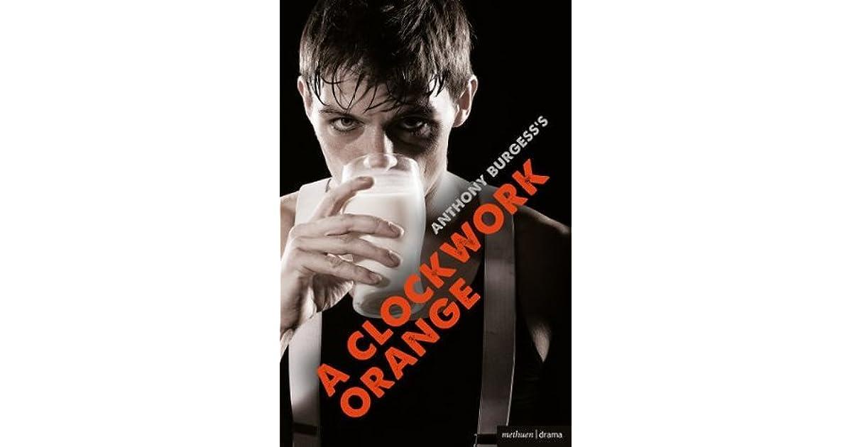 Clockwork orange lesbian edition