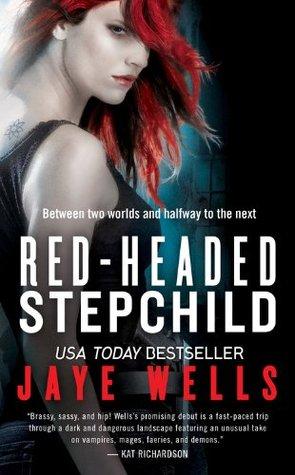 Red-Headed Stepchild (Sabina Kane Series, Book 1)