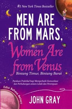 Men Are From Mars,Women Are From Venus [ Edisi Bahasa Melayu ]