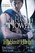 Highland Hunger (MacNachton Vampires, #8)